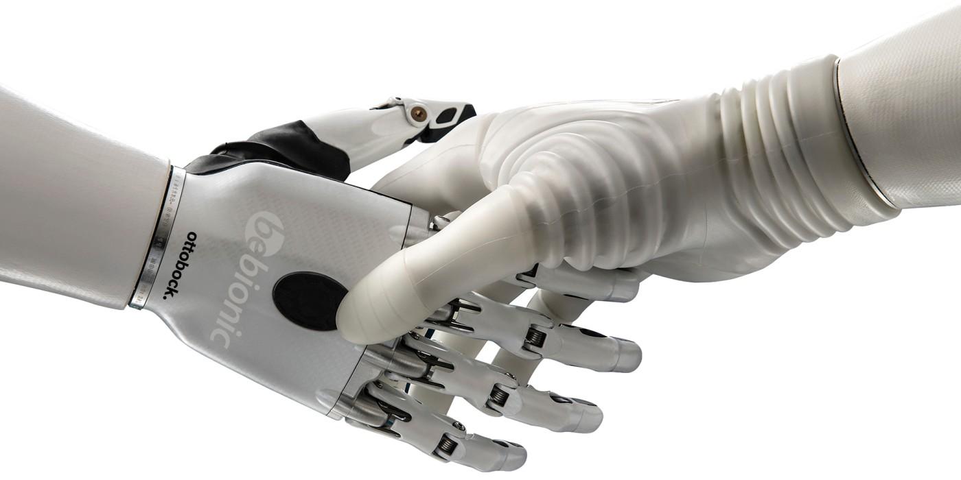 protesi multi-articolate